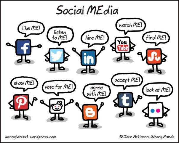 What social media platform should I use
